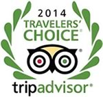 Traveller's Choice 2014 Winner