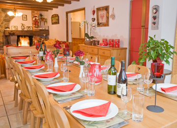 Chalet Morzine is a fully catered ski chalet in Morzine